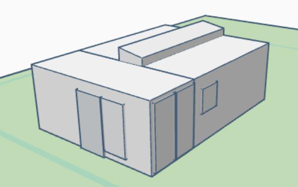 Plano 3 Modulos 203Ps 3D