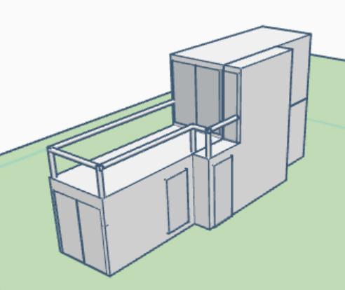 Plano Modulo 401-201A 3D
