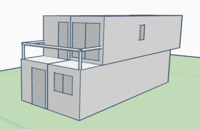 Plano Modulo 404A 3D