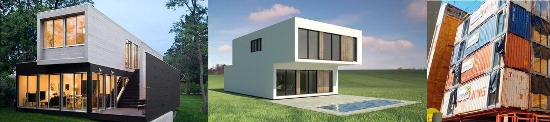 diseño de casas contenedor